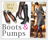 Brand-new Boots & Pumps of winter and autumn