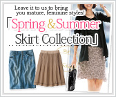 SSpring & Summer  New Skirts